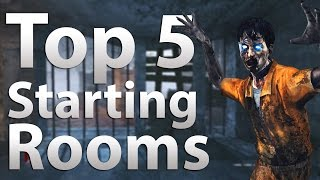 TOP 5 Starting Rooms in
