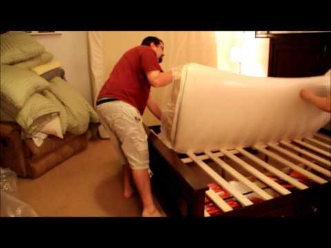 Nature's Sleep: Setting up your Memory Foam Mattress