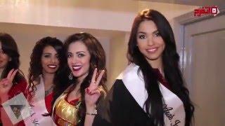٢٢ فتاة عربية يتنافسن على تاج ملكة جمال العرب (اتفرج)