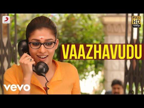 Dora - Vaazhavudu Tamil Lyric | Nayanthara | Vivek - Mervin