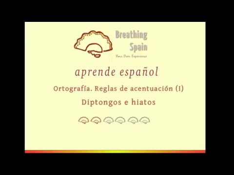 Spanish orthography