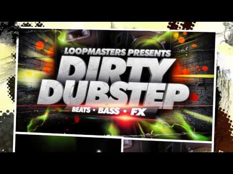 Loopmasters Presents Dirty Dubstep - Dubstep Samples & Loops