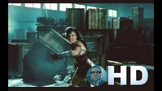 Wonder woman Diana vs Ares Final Battle Part 1 HD