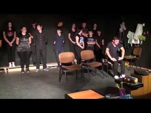 Sındırgı Mesleki ve Teknik Eğitim Merkezi Yıl Sonu  Tiyatro Gösterisi