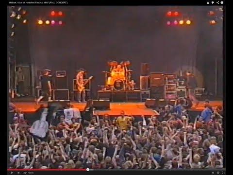 Helmet   at Hultsfred Festival 1997