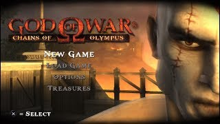 PSP Longplay [001] God of War: Chains of Olympus