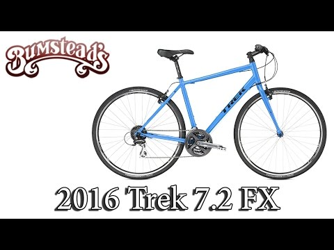 2016 Trek 7 2 Fx Review Best Of Both Worlds Fitness Bike Youtube