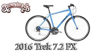 2016 Trek 7.2 FX Review: Best of Both Worlds Fitness Bike