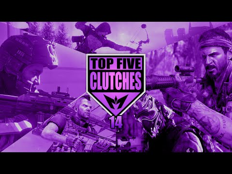 COD SnD Top 5 CLUTCHES ep14 - The Holy Hand Grenade