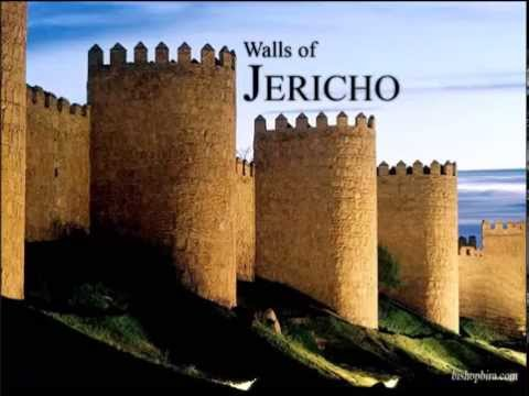 Jericho Walls Fall Down Craft