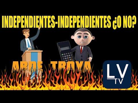 Independientes-Independientes ¿o no? - en Arde Troya