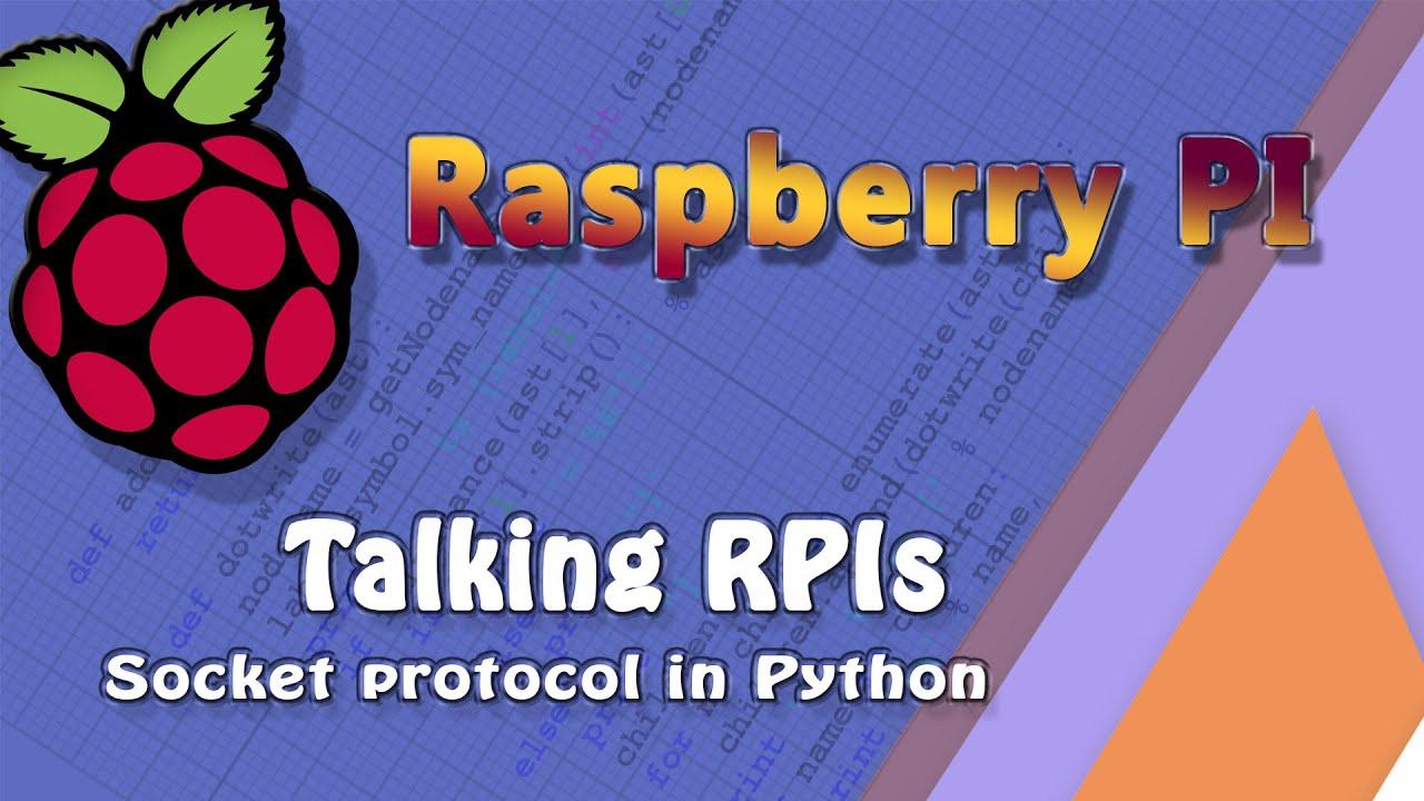 Raspberry Pi - TCP Socket in Python