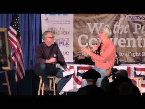 Sam Waterston - We The People Convention 2-5-16