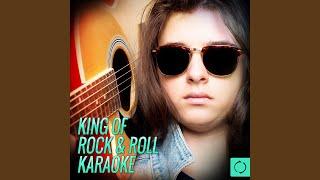 Don't Be Cruel (Karaoke Version)