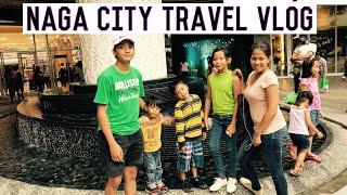 JAMEK TV • HAPPY FIESTA NAGA CITY  | Travel Vlog.