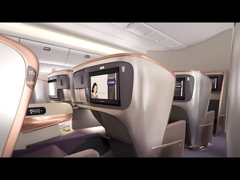 Introducing the Next Generation Business Class | Singapore Airlines