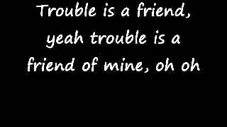 [3.33 MB] Lenka-Trouble Is A Friend(Lyrics) - YouTube.flv
