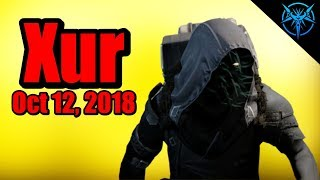 🔴 Xur Location and Inventory Live 🔴