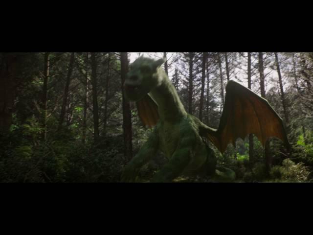 Peter en de Draak | Clip: Pete vliegt weg met Elliot (NL ondertiteld) | Disney NL