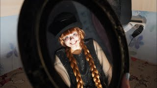 Sonya finished playing with the spirit in the mirror! Woman in Black 2 • Nepeta Horror Stories