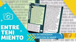 Frida Sofía revela conversaciones con Alejandra Guzmán   Un Nuevo Día   Telemundo