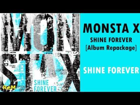 [Album Repackage] MONSTA X – SHINE FOREVER  (MP3 + DOWNLOAD)