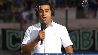 بلال بناري يصف الأجواء الكبيرة في ملعب بجاية بمناسبة نصف نهائي كأس الكاف بين الموب والفتح الرباطي