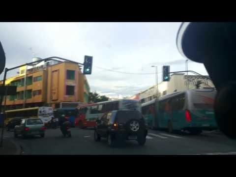 MG/BH: Saindo CidadeJardim, passando pelo centro até Av Antônio Carlos