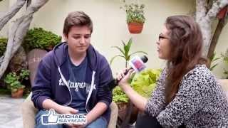 Michael Sayman, el trabajador más joven de Facebook