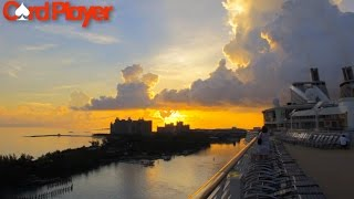 2015 Card Player Poker Tour Caribbean Cruise -- Nassau, Bahamas and Main Event Day 1