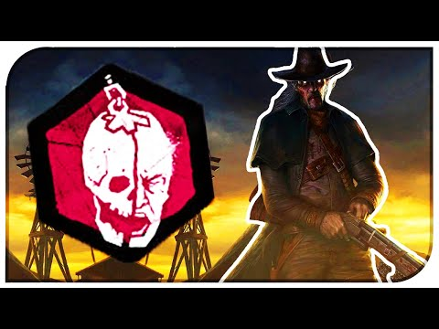 """Dead By Daylight """"The Deathslinger"""" Gameplay and Mori!"""