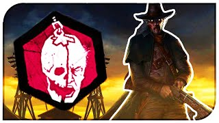 "Dead By Daylight ""The Deathslinger"" Gameplay and Mori!"