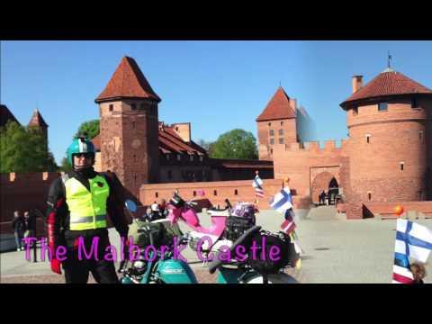 Pappatunturi Eastern Europe Moped trip 2636km. Episode 3.