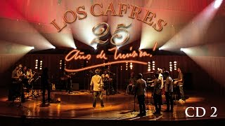 Los Cafres - 25 años [AUDIO, FULL ALBUM 2013] - CD #2