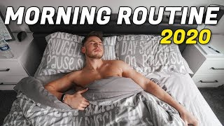 Gambar cover MY MORNING ROUTINE 2020 | Men's Healthy Lifestyle Tips💪🏼