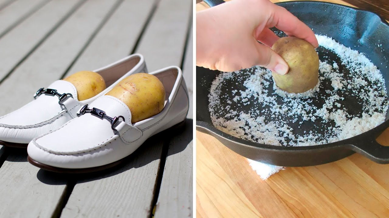 8 Surprising Uses for Potatoes at Home