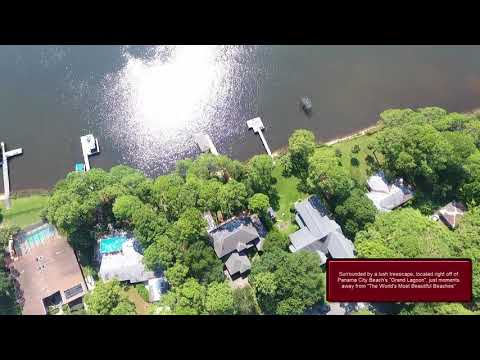 7311 Emerson Ave - Panama City Beach Waterfront home for sale