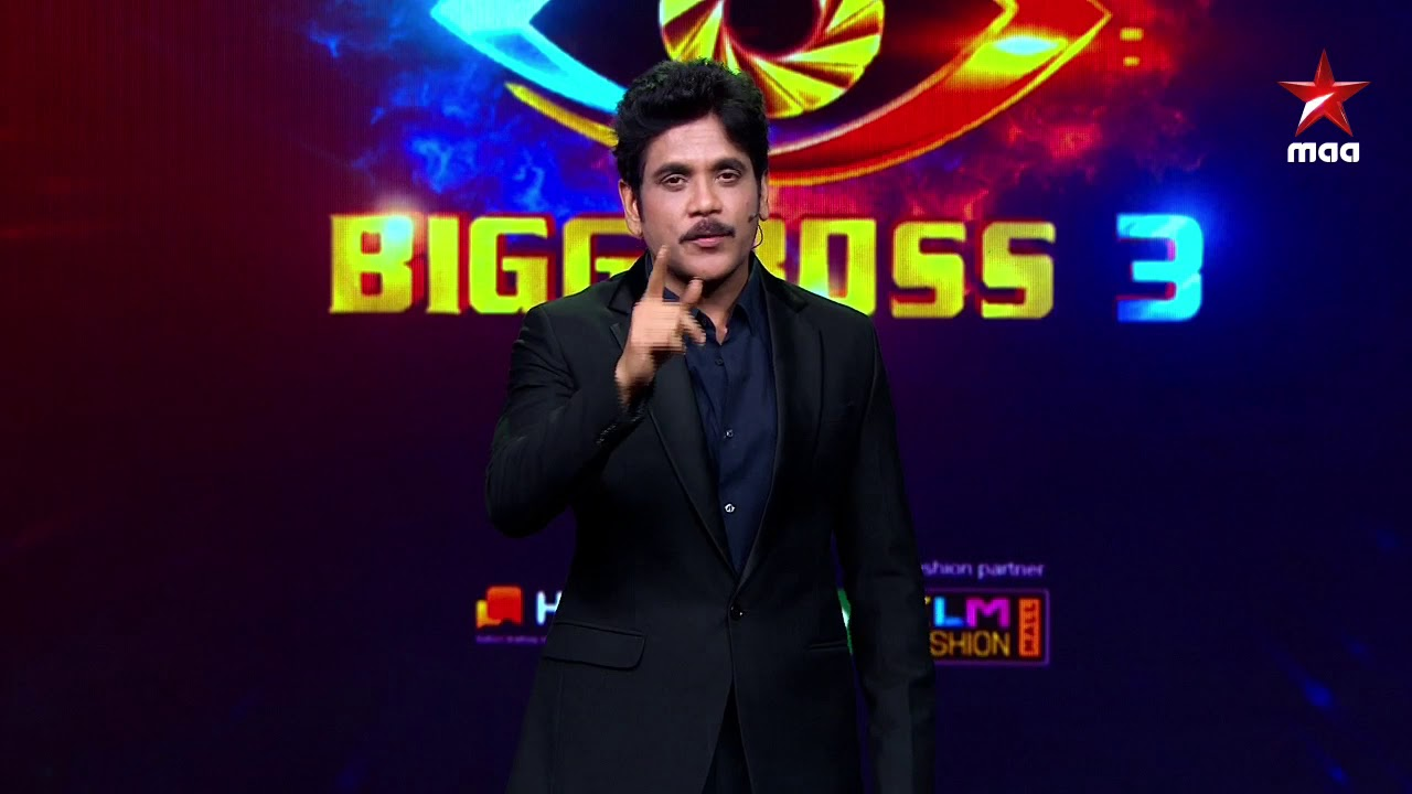 To save your favorite contestant  Log on to #Hotstar app, search 'Bigg Boss  Telugu' and vote