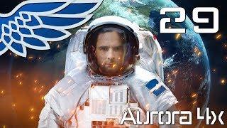 AURORA 4X | Exploration Ship Part 29 - Aurora 4x Let's Play Tutorial Gameplay