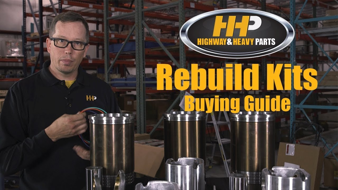 Highway and Heavy Parts | Diesel Engine Rebuild Kits Overview