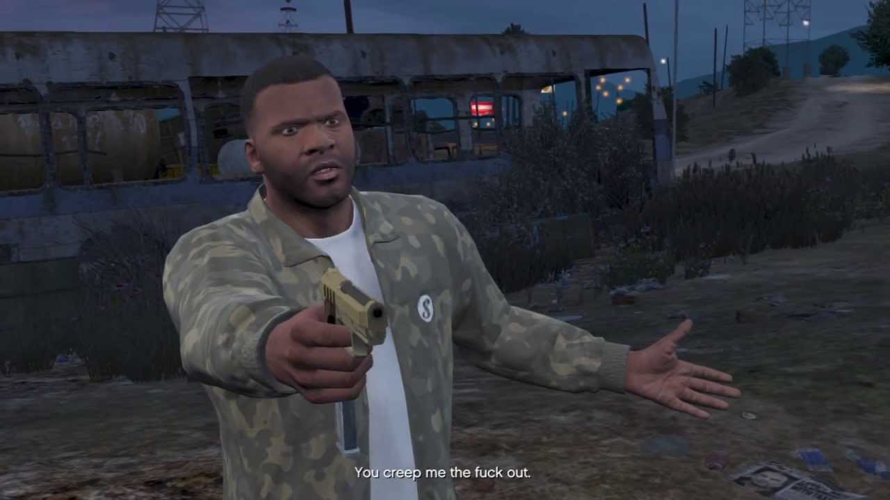 gta 5 trevor kills franklin ending relationship