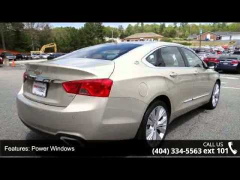 2014 Chevrolet Impala LTZ Sedan - Rick Hendrick Chevrolet... thumbnail