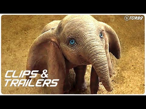 Dumbo All Clips & Trailers (2019) | Turbo Movieclips