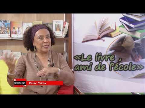 "ENTRE LES LIGNES ""REINE POKOU"" De Véronique TADJO"