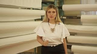 видео белый матовый натяжной потолок