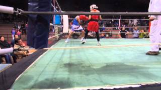 Junior Cruzat Knockouts 2 Round