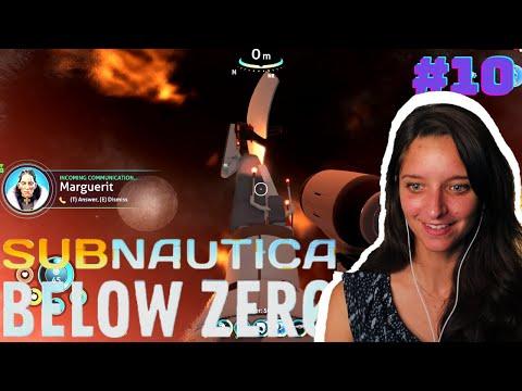 Marine biologist plays SUBNAUTICA BELOW ZERO #10 - STOP THAT ANTENNA!