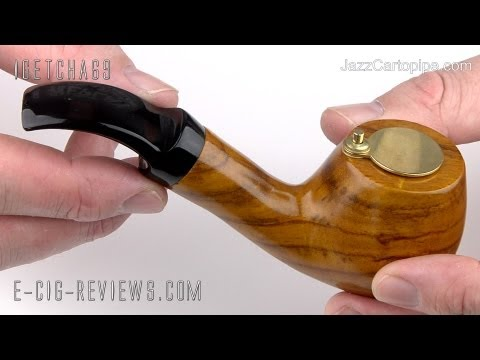 REVIEW OF THE JAZZ CARTOPIPE (ELECTRONIC PIPE)