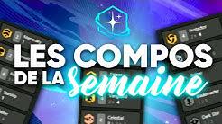 TFT FR : LES COMPO DE LA SEMAINE SUR TEAMFIGHT TACTICS #1