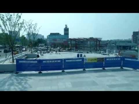 전주 고속버스 터미널 , Jeonju Express Bus Terminal  (NEW), 全州市高速汽车站 . 전주. 전라북도, 全州. Jeonju . KOREA